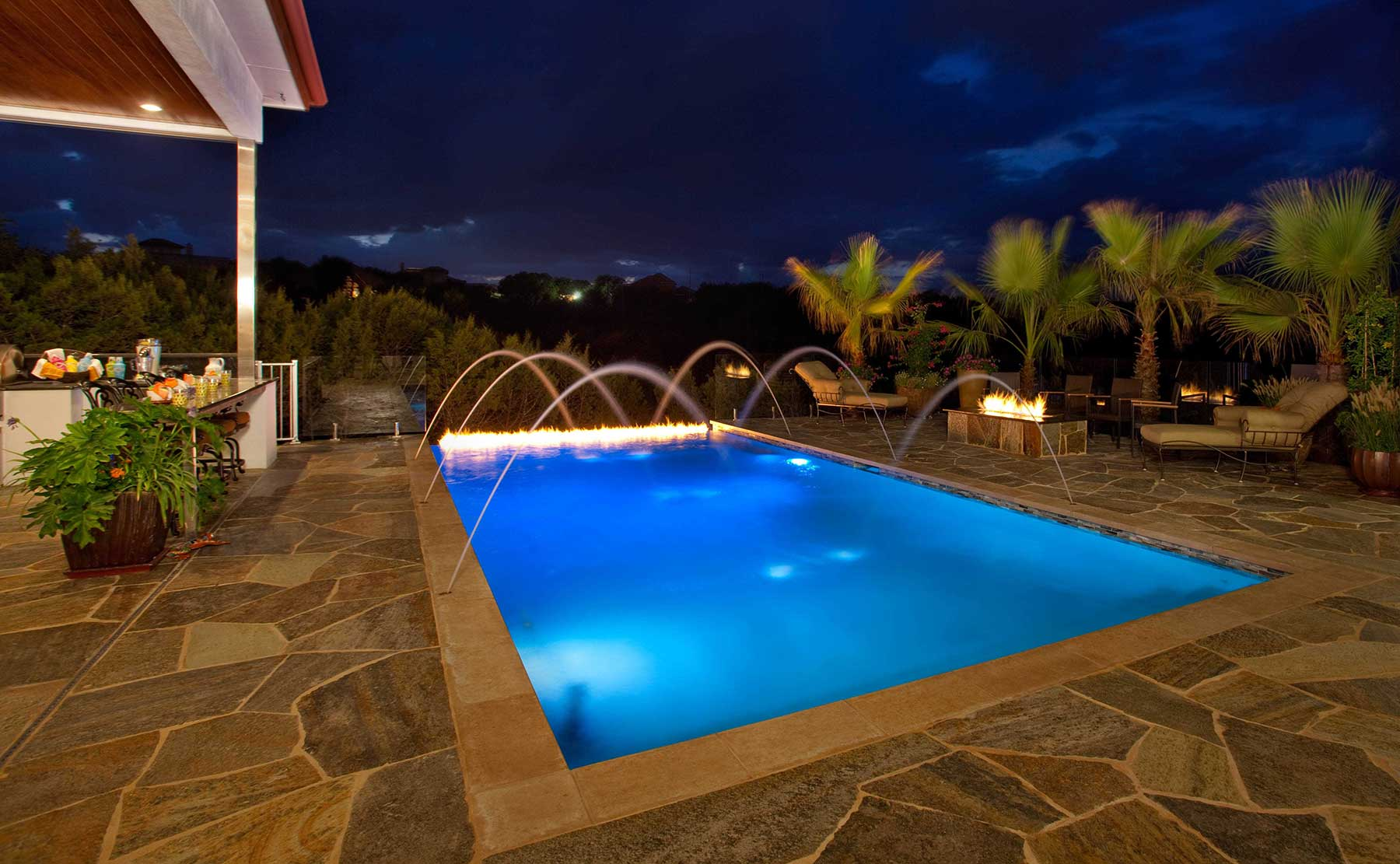 Keith zars pools swimming pool builder san antonio for Top pool builders